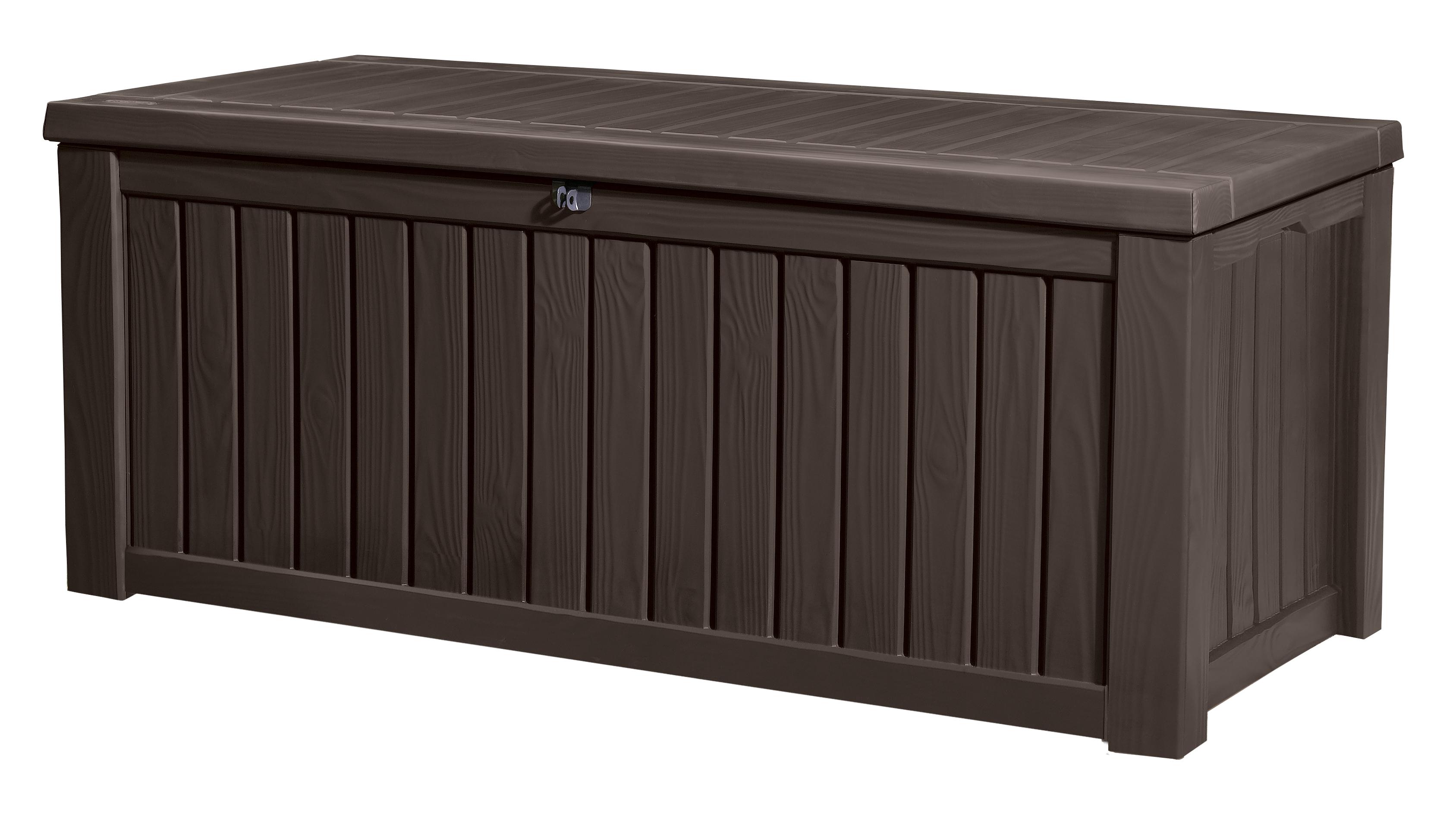 Acrylic Boxes Australia : Plastic sheds outdoor storage rockwood box