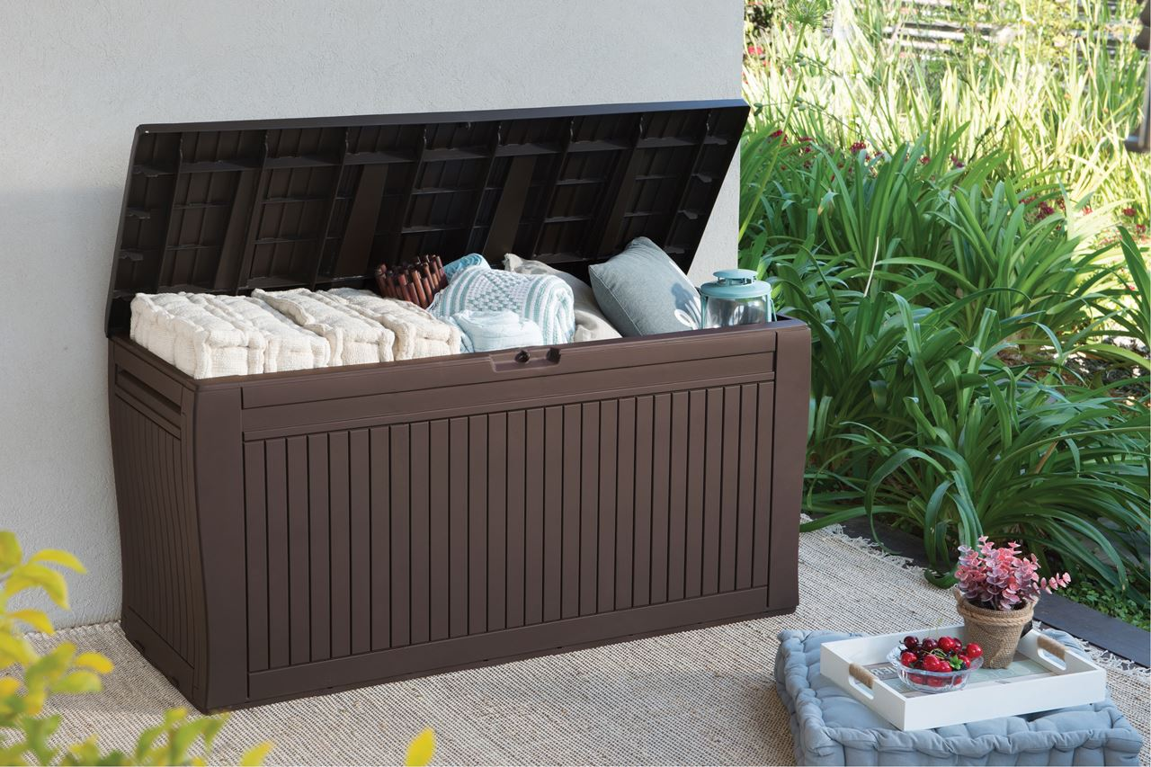 redesigns your century home box bo with plastic patio unusual storage mid designs diy modern