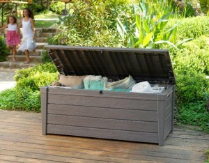 Brightwood Storage Box 1 - Taupe colour