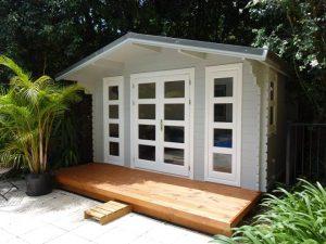 Plastic Sheds - Brisbane Log Cabins