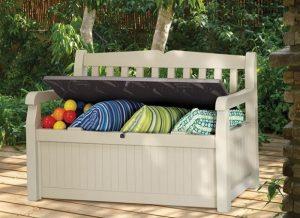 Keter Eden Garden Bench